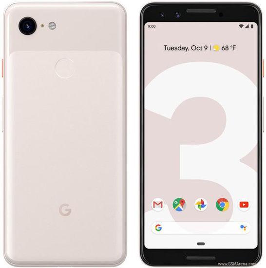 Imagine Google Pixel 3