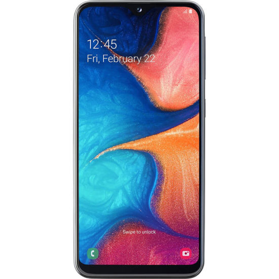 Imagine Samsung Galaxy A20E