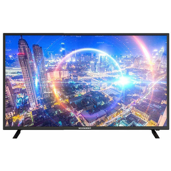 Imagine Schneider Smart TV  LED50-SC760K 4K 127cm